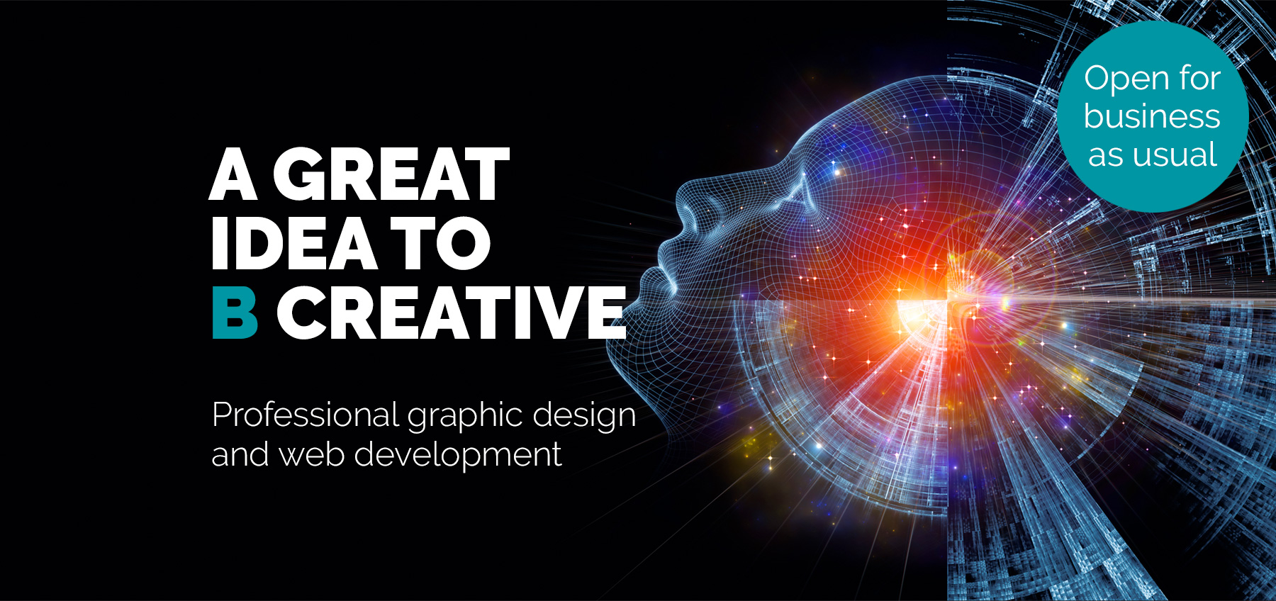 Graphic design and web development services in Sussex and Surrey